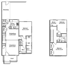3 bedroom 2 5 bath townhouse t3d