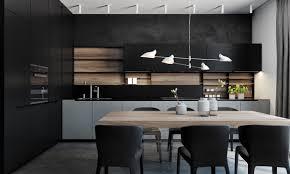Menards Kitchen Lighting Contemporary Kitchen New Elegant Black Kitchen Design For Remodel