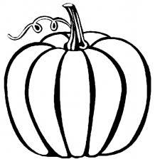 pumpkin drawing. simple pumpkin drawing preschool easy fall coloring pages printable i
