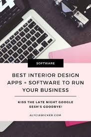 Interior Design Business Software Best Interior Design Apps Software To Run Your Business