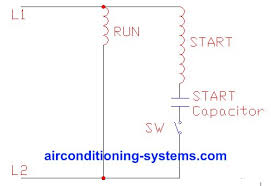 single phase motor capacitor start capacitor run wiring diagram on single phase capacitor start run motor wiring diagram
