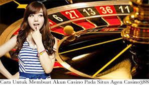 Cara Untuk Membuat Akun Casino Online Pada Situs Agencasino388 - Pemain 388Casino : powered by Doodlekit