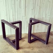 dining table legs. metal dining table legs and bases hmbf