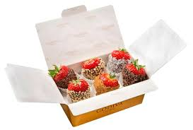 pre order your chocolate covered strawberries at least 24 hours in advance feel free to mix and match chocolates in each gift box six strawberries per