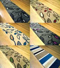 extra wide runner rug long how to choose a hallway com throughout runners