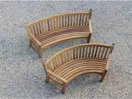 curved seats
