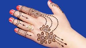 Mehndi Design Images For Kids Mehndi Design For Hands New Floral Jewelry Mehndi Design