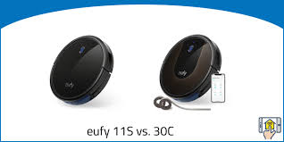 Eufy Comparison Chart Eufy 11s Vs 30c Differences Explained Justclickappliances