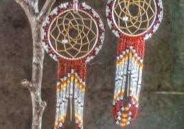 Native American Beaded Dream Catchers Stunning SpiritWolfArtist My Gypsy Store