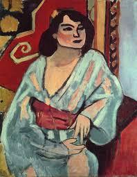 File:Henri Matisse, 1909, Algerian Woman (L\u0027Algérienne), oil on ...