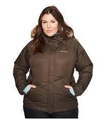 plus size columbia jackets columbia womens plus size lay d down jacket buffalo 3x details