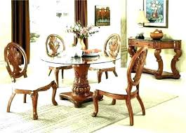 medium size of kingston round white dining table with 4 bewley oatmeal chairs seater and home