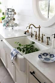 White stone kitchen countertops White Cork White Quartz Counters With Farmhouse Sink Carrara Gioia Quartz At Daltile Loccie Better Homes Gardens Ideas Carrara Gioia Quartz Marble Alternative White Quartz Countertops