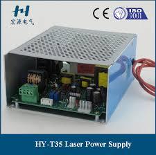 hy t35 co2 laser power supply 35w jinan hongyuan electric co hy t35 co2 laser power supply 35w