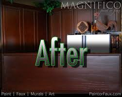 Oak Cabinets Stained Dark Builder Grade Oak Cabinets With Pickled Oak Stain Before Cabinet