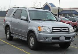 File:01-03 Toyota Sequoia Limited.jpg - Wikimedia Commons