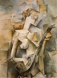 picasso early works realism girl with a mandolin pablo picasso modernism