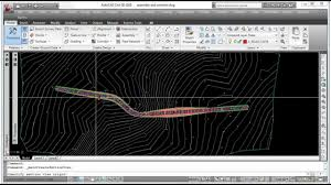 Road Cross Section Design Software Free Download Autocad Civil 3d Creating Cross Sections