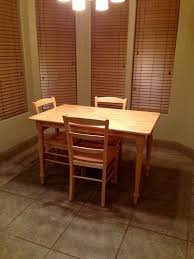 farmhouse fred meyer dining table