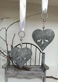 Fensterdeko Wand Türdekoration Weihnachtenadvent Herz