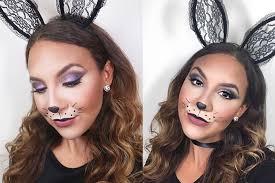 bunny makeup tutorial photo 1