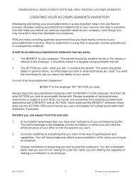 resume accomplishments resume skills and accomplishments pinterest achievements on resume examples alexa resume achievement examples for resume