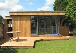 garden office design ideas. Shining Inspiration Garden Office Designs With Shed And Veranda Design Ideas O