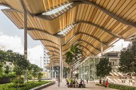 Icn Design International Pte Ltd South Beach Foster Partners Archdaily