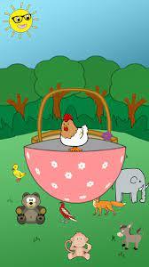 Học với Trứng gây ngạc nhiên: Game cho Bé/Trẻ em cho Android - Tải về APK