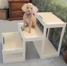 collapsible dog steps for bed