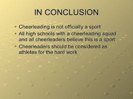 cheerleading is it a sport  11