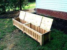 deck storage bench plans outdoor wooden storage bench plans wood outdoor bench designs bench deck storage deck storage bench
