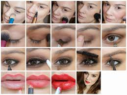 beautiful me plus you christmas day makeup tutorial step by step