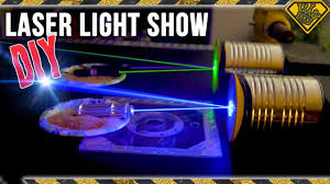 Make Your Own Laser Light Show How To Make A Laser Party