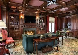 home office study. Large Elegant Study Traditional-home-office-and-library Home Office U