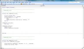 Creating And Printing Barcodes Using Visual Basic Vb Scripting