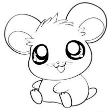 Small Picture Hamster Coloring Pages coloringsuitecom