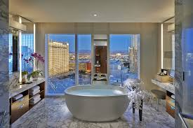 big bathtubs at mandarin oriental las vegas