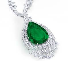 75 61 carat emerald once worn by catherine the great is up for at christie s