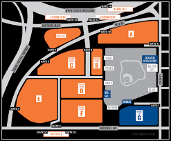 Dodger Stadium Parking Map Climatejourney Org