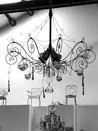 mille follie chandelier