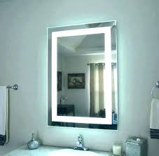 recessed bathroom medicine cabinets. Recessed Bathroom Medicine Cabinets Mirror Cabinet  Mirrored Within With No Decor Framed