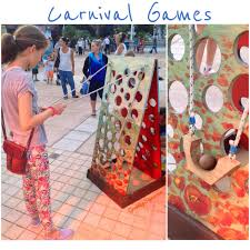 Wooden Carnival Games games Growing Signs 21