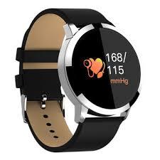<b>newwear q8</b> 0.95 inch oled color screen blood pressure heart rate ...