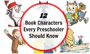 book characters every preer should know