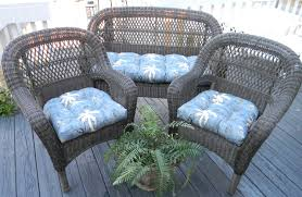 pier one patio furniture cushions outdoor bench imports chair wic cushion chairs white seat for medium