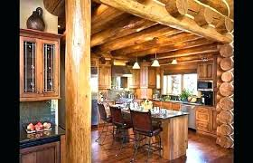 cabin kitchen ideas. Cabin Kitchen Pictures Great Log Ideas Pertaining To House Decorating Small Images .