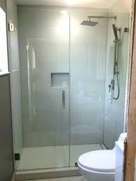 frameless shower door cost install showers of installation experience glass s