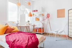 Pink And Orange Bedroom Pink And Orange Bedrooms For Teens Decorate 4 Kids