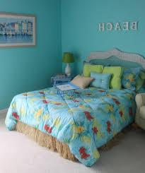 ... Elegant Pictures Of Themed Teenage Bedroom Decoration Ideas :  Interesting Blue Themed Teenage Bedroom Decoration Using